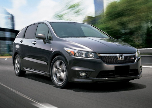 car rental honda stream mpv kuching